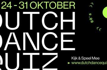 Speel mee met de Dutch Dance Quiz!
