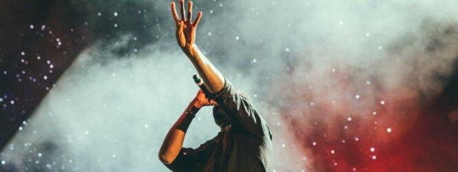Genieten van concerten dankzij Larger than Live streaming platform