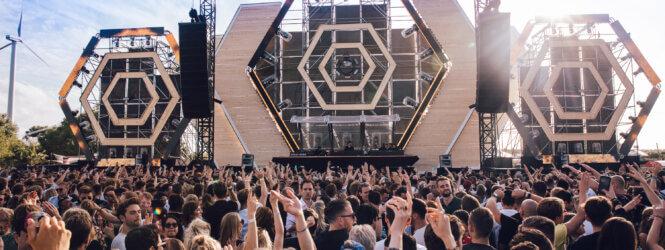 Overzicht start ticketsales festivals