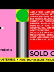 ADE: Secret Project Festival