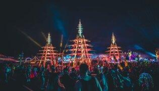 Festivals bezoeken buiten Europa